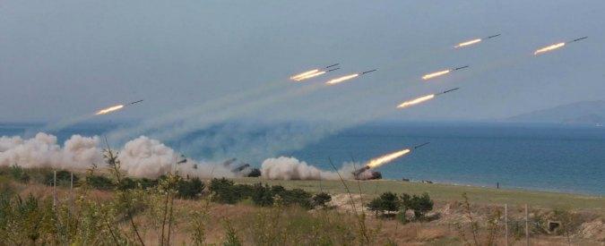 """Corea del Nord, Seul lancia """"colpi di avvertimento"""" lungo il confine. Sud Corea chiede aiuto a Papa Francesco"""