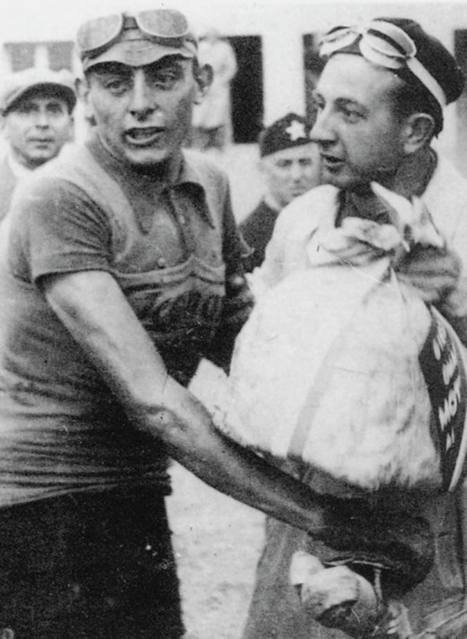 1940, arriva Coppi. Bartali si mette al suo servizio