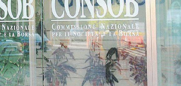Consob, Vegas si auto-assolve per 7 anni di sviste e realpolitik