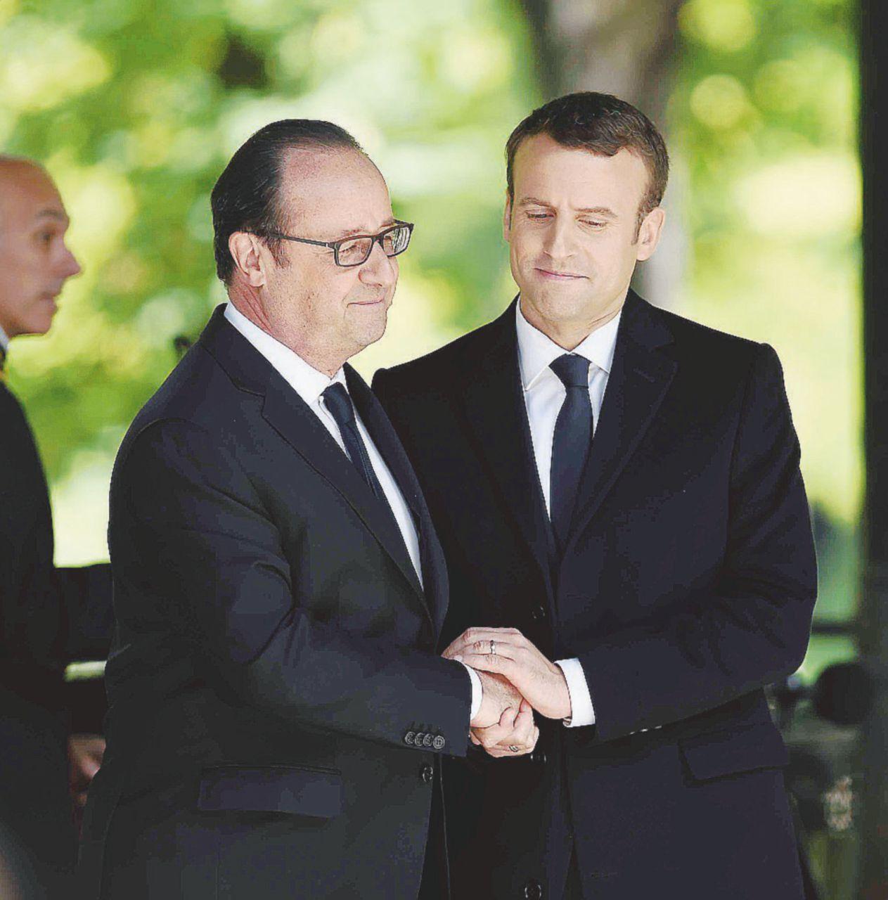 Voltagabbana? Non merci: Macron lascia fuori Valls