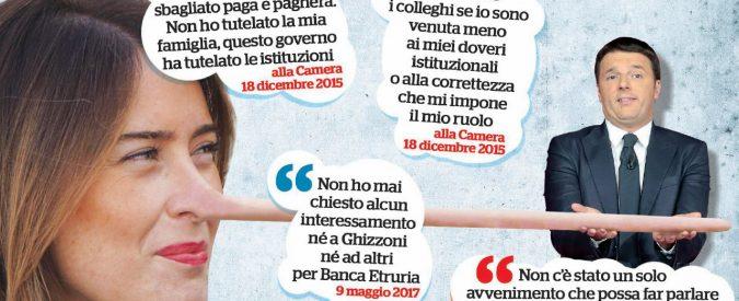 Maria Elena Boschi e gli interessamenti per Banca Etruria, nel 2014 summit in casa per difenderla dai diktat Bankitalia