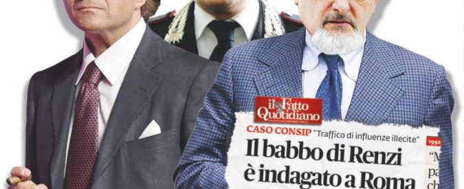 """Consip, la calunnia di Tiziano: """"Lillo mi avvisò dell'indagine"""""""