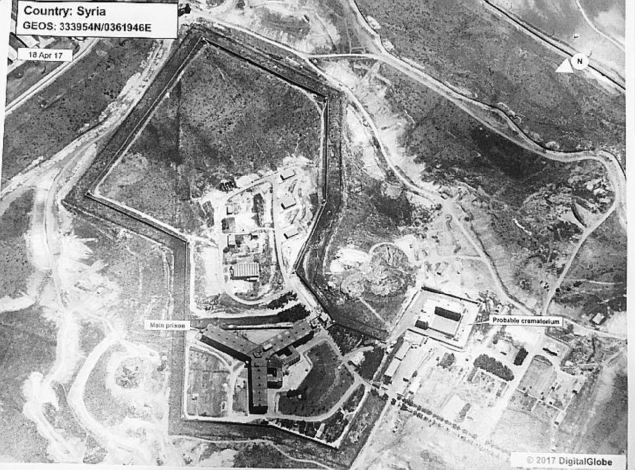 """La foto-denuncia Usa: """"Forni crematori di Assad"""""""