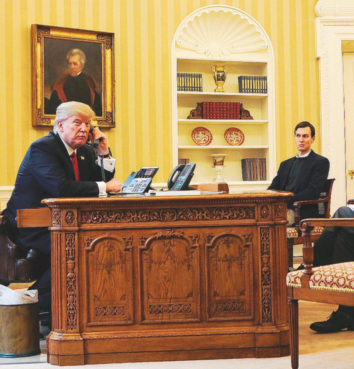 Ryad, arriva Babbo Trump. Nel sacco porta tante armi