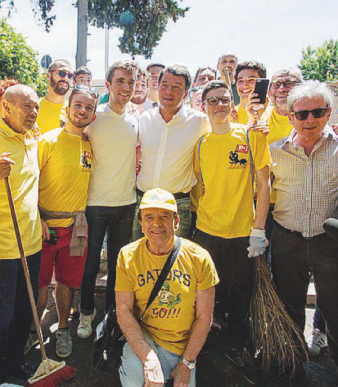 """""""Magliette gialle"""" respinte dalle zone del sisma"""