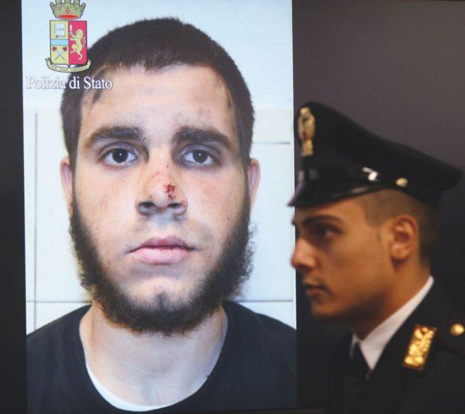 """Milano, dal Cie alla stazione. """"L'amico libico legato all'Is"""""""