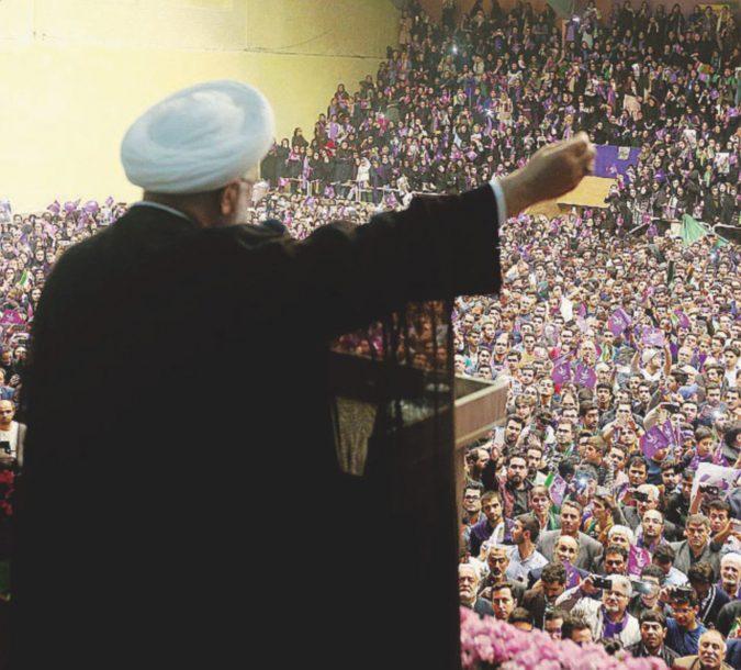 L'Iran è stufo dell'isolamento e sceglie Rohani