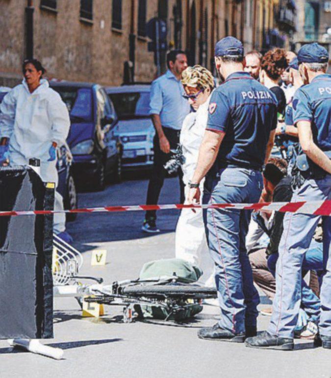 Palermo torna indietro: freddato un boss in strada