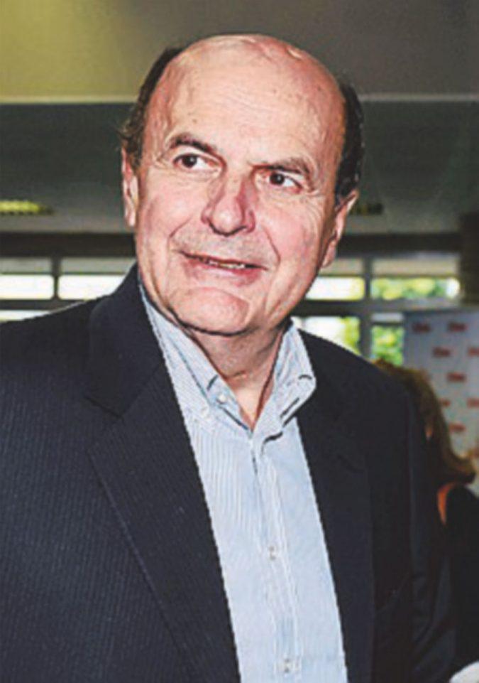 """Bersani: """"Il voto anticipato porta aumento dell'Iva"""""""