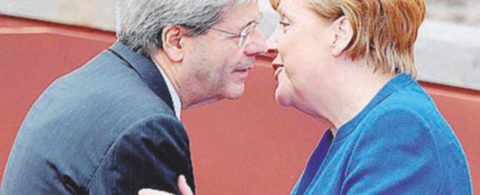 Banche venete, Gentiloni chiede aiuto alla Merkel