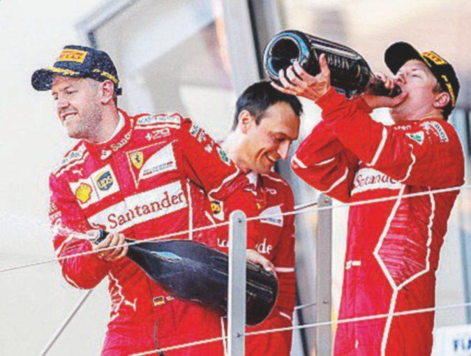 Montecarlo: si svegliano le Ferrari. Vettel primo, Raikkonen secondo