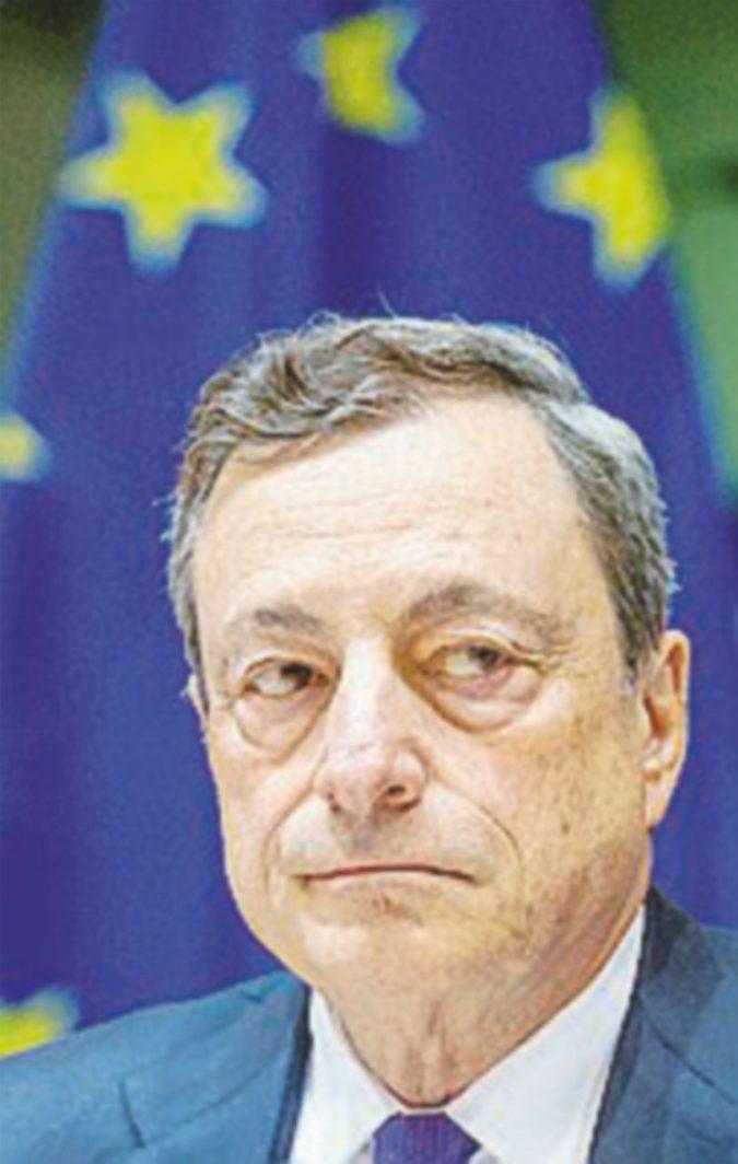 """La lettera di Draghi agli indebitati: """"Riforme o tra un po' sono guai"""""""