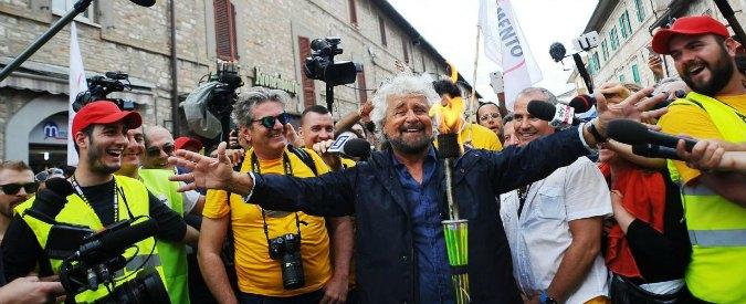 """Papa su reddito cittadinanza, Grillo: """"Piccoli leader strumentalizzano le parole. M5s va nella direzione del Pontefice"""""""