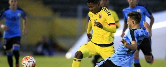 Juan Camilo Hernàndez, l'affare del secolo per i club europei potrebbe venire dalla Colombia