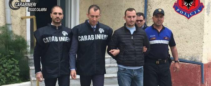 Reggio Calabria, latitante albanese ventottenne arrestato dopo sei anni
