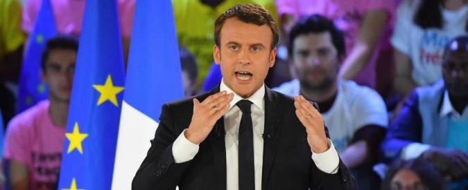 """Francia, Front National: """"Serve un ordine dei giornalisti"""". Macron: """"Idea ripresa dall'Italia degli anni 30"""""""