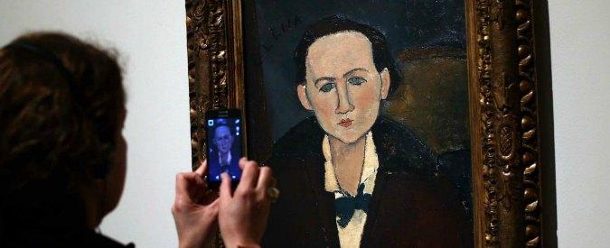 Modigliani, mostra vera con quadri falsi a Genova: 3 indagati, 21 opere sequestrate
