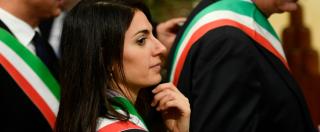 Virginia Raggi, un anno (difficile) da sindaca: dal caso nomine al no alle Olimpiadi, fino al sì per lo stadio della Roma