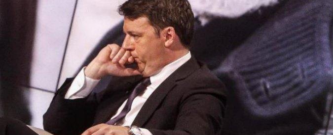 """Consip, Renzi torna su facebook: parla di sua nonna, tace su """"Luca"""" e sulla bugia conclamata su Lillo"""
