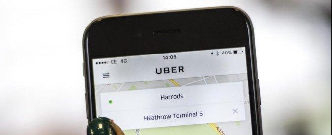 """Uber, aperta inchiesta negli Usa sull'uso di software """"anti-controlli"""""""