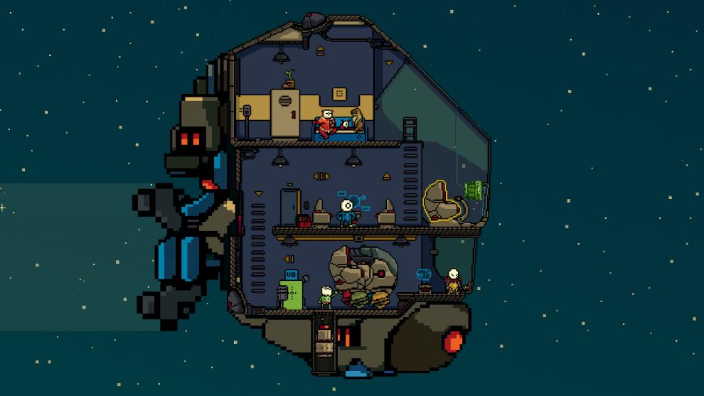 Navicella/Base