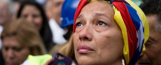 Venezuela, continua il bombardamento mediatico anti-Maduro