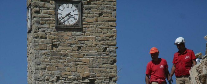 Terremoto, crollo del campanile di Accumoli: chiusa inchiesta per 7 indagati
