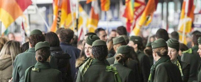 Oggi Alitalia, ieri Almaviva: a uscire sconfitti sono ancora i sindacati