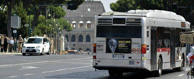 Autobus e ritardi, a Roma non Memovo