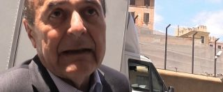 """Consip, Bersani: """"Attacco alla democrazia? Il problema qui è il familismo, ditelo a Orfini"""""""