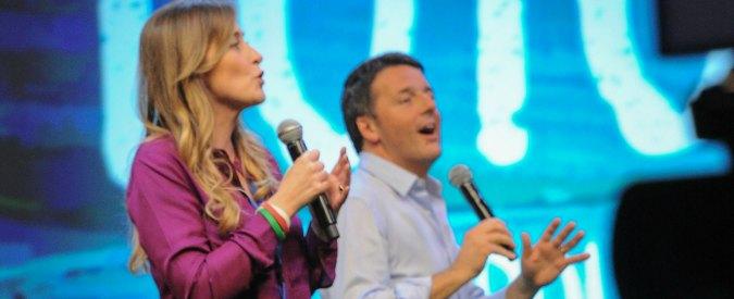 Maria Elena Boschi, il 'clamoroso boomerang' di Etruria sul nuovo Renzi