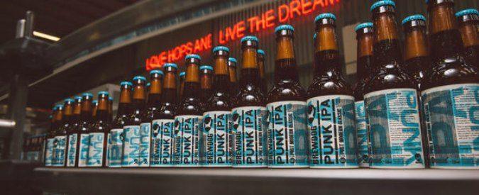BrewDog, la rivoluzione tradita dei luppoli? In fondo è solo birra…