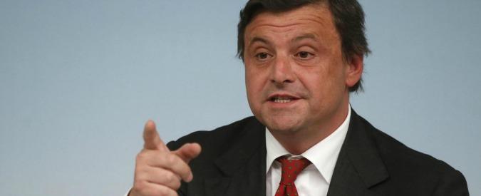 """Fincantieri-Stx, Calenda: """"Rispondere alla mossa francese nazionalizzando Telecom? Fesseria ancora più grossa"""""""