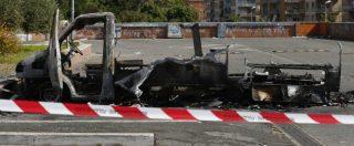 Incendio camper a Roma, due indagati: confermata ipotesi della vendetta tra rom