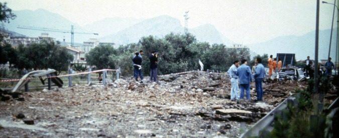 Capaci, 25 anni fa. Il giorno in cui portai a Palermo il tricolore
