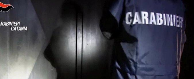 Catania, colpo al gruppo di Belpasso: 15 arrestati tra cui il boss spazzino Carmelo Aldo Navarria