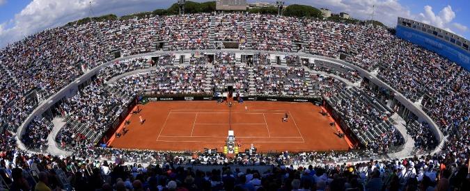 Internazionali di Roma: il trionfo del business, il clamore mediatico e la mediocrità del tennis italiano