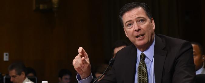 Trump licenzia il capo dell'Fbi James Comey: indagava sui rapporti tra il tycoon e la Russia