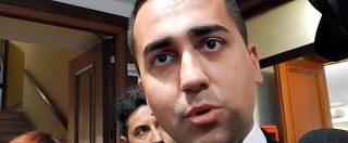 """Etruria, Di Maio (M5s): """"Boschi ha mentito, deve andare a casa. Gentiloni venga a riferire in Parlamento"""""""
