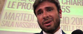 """Migranti e Ong, Di Battista (M5s): """"La nostra non è campagna elettorale. Calo donazioni? Non siamo responsabili"""""""