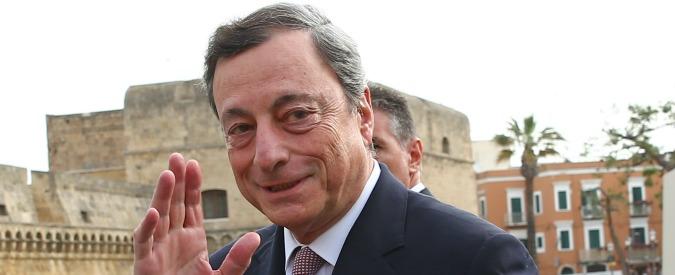 """Eurozona, dopo le elezioni di Francia e Olanda Draghi torna ottimista e fa il politico: """"Crisi alle spalle"""""""