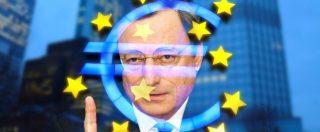 Aiuti Bce, da gennaio stop ad acquisto titoli. Draghi: 'Dibattito su euro con linguaggio che non distrugga progressi'