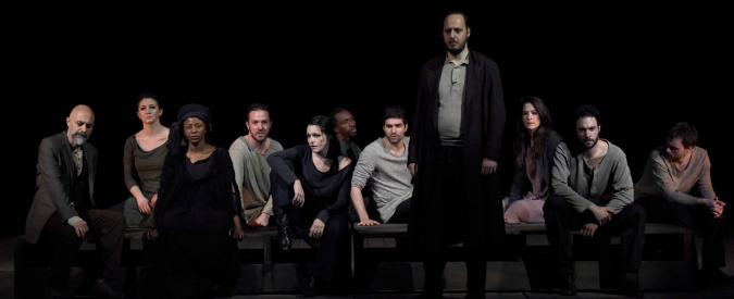 Il viaggio di Enea, meriti e limiti di un esperimento teatrale