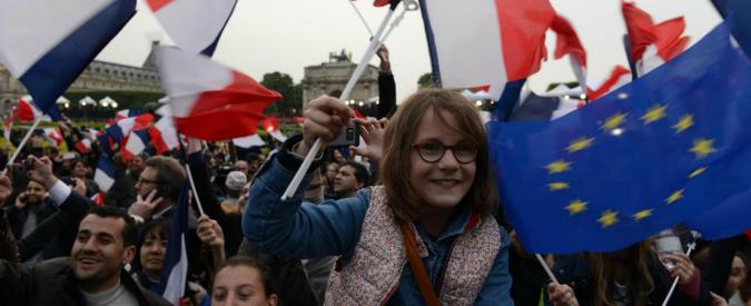 Francia: da cittadino d'Europa, faccio il tifo per Macron
