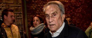 "Emilio Fede ""ricattò Confalonieri e gli altri dirigenti Mediaset"": chiesti 4 anni e 9 mesi per l'ex direttore del Tg4"