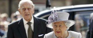 """Filippo di Edimburgo si ritirerà a vita privata: """"Stop agli impegni pubblici con la Regina Elisabetta dal prossimo autunno"""""""