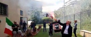 """Migranti, """"assalto xenofobo di Forza Nuova"""" contro l'ufficio Oim di Roma"""