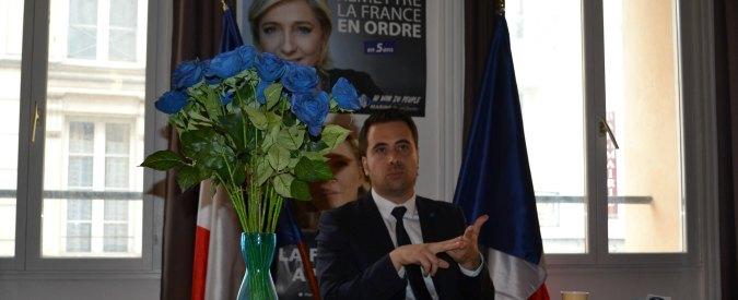 """Elezioni Francia, il professore in corsa con la Le Pen: """"Siamo diventati 'normali', è già gran risultato. Cresceremo ancora"""""""