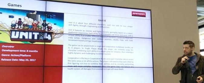 Gamera Interactive Padova: in attesa di Unit4 intervista al fondatore Alberto Belli