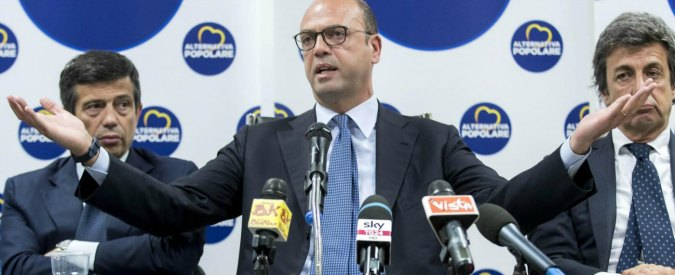 """Alfano denuncia Gazebo per diffamazione: """"Superato il confine della satira"""". Saviano: """"Siamo noi a dovergli chiedere i danni"""""""